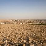Dimona, désert du Neguev