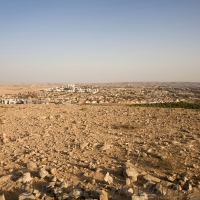 Dimona, Neguev, Israël