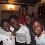 L'histoire du cuistot et des cinq orphelins