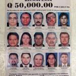 Criminels recherchés