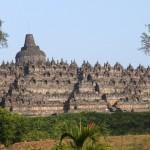 Le site de Borobudur