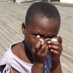Enfant malawéenne