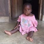 Petite fille malawéenne