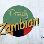 Fier d'être zambien