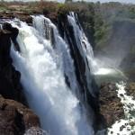 Chutes du Zambèze (vues du Zimbabwe)