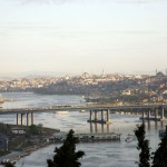 Istanbul vue d'Eyup